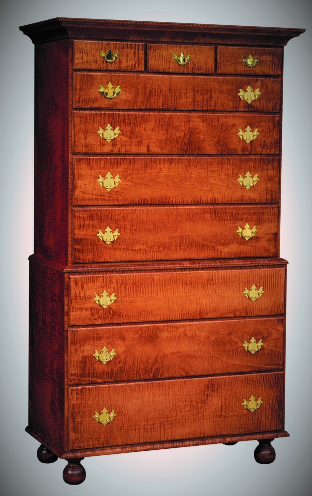 Stacking Chest of Drawers