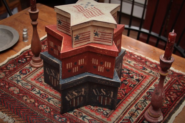 Patriotic box set