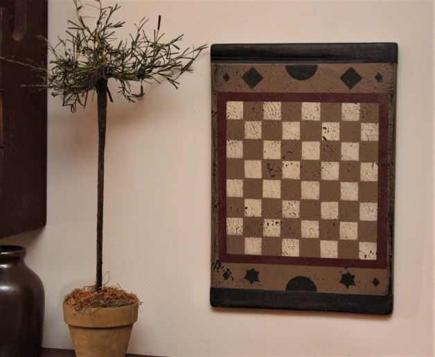 Vintage style Gameboard