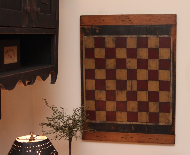 Old Breadboard Gameboard