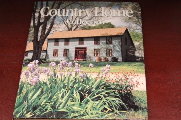 Country Home collection book
