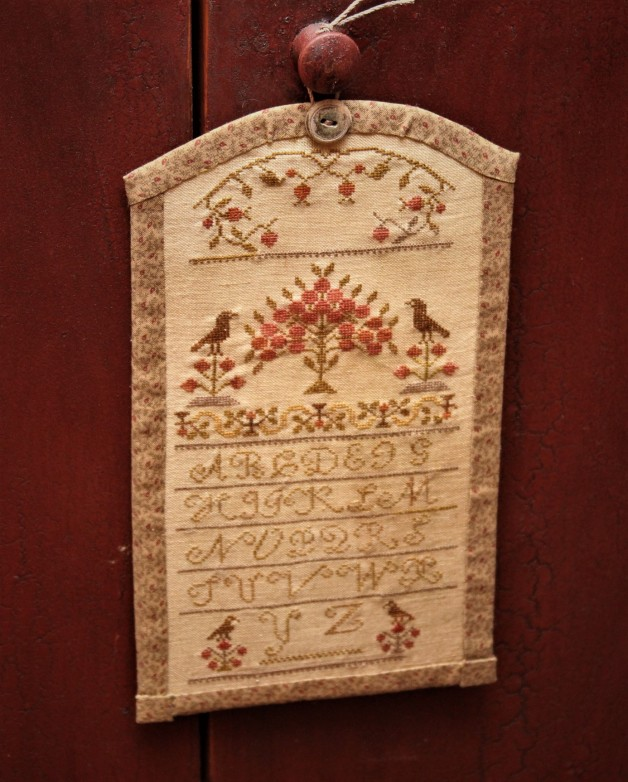 Long Hanging Sampler