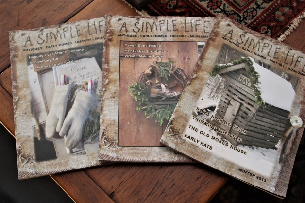 Simple Life Christmas issues bundle