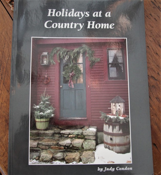 Judy Condon Christmas book