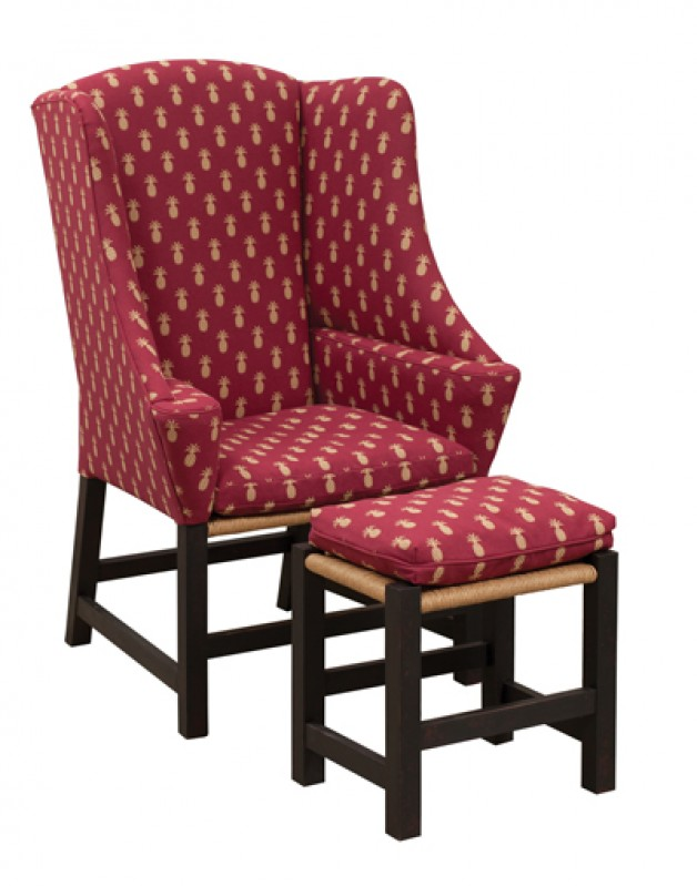 Center Inn Gent Footstool