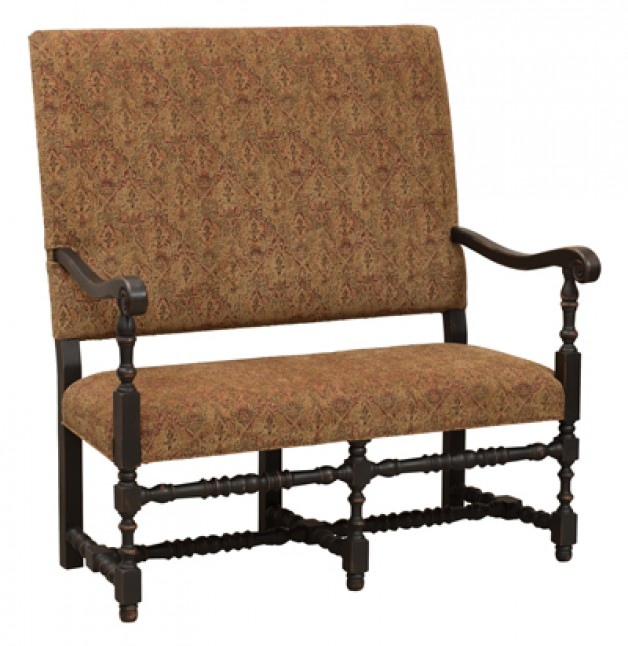 Jacobean Settle