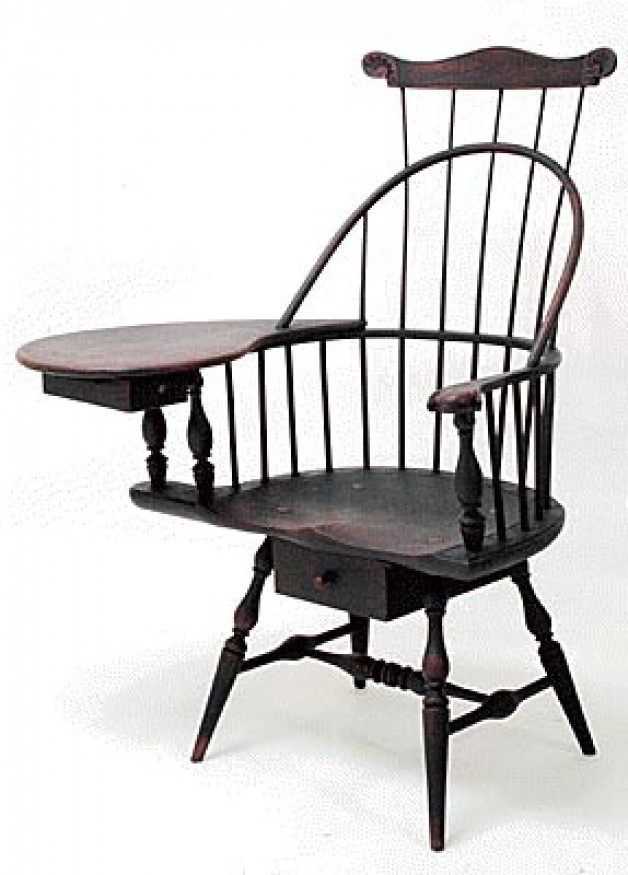 Philadelphia Writing Chair