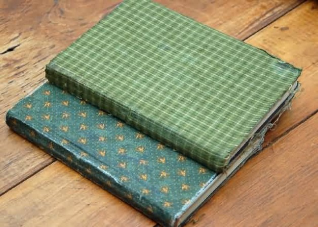 Antique Mennonite Song books