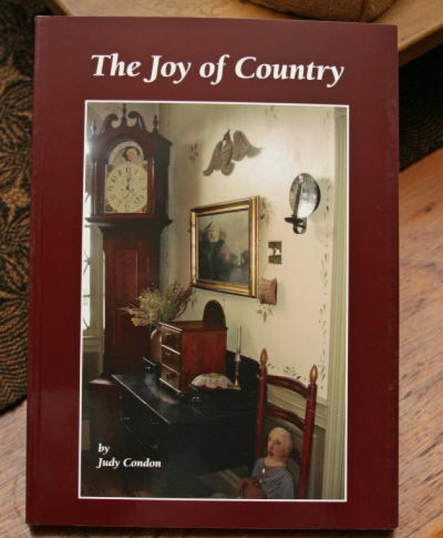 A touch of country book