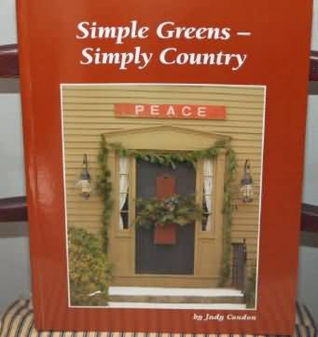 Simple Greens book