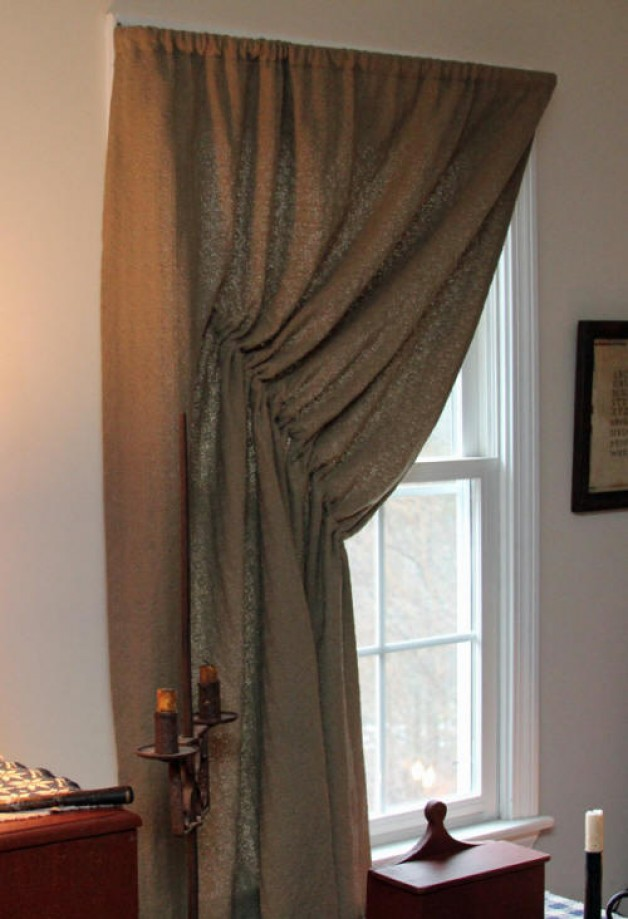 Keeping Room Curtain
