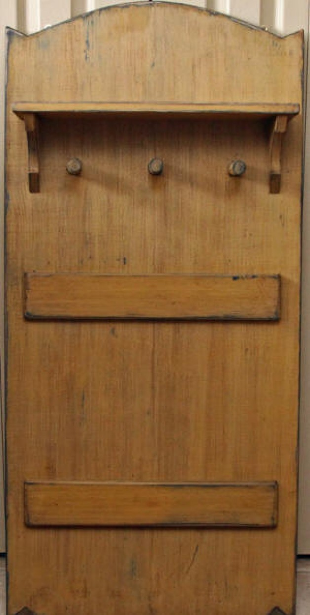 Early Coat Rack