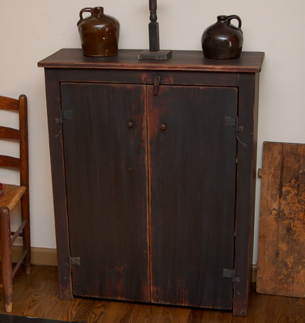 Small Two Door Cupboard