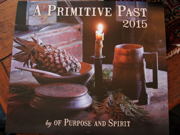Primitive Past calendar 2015