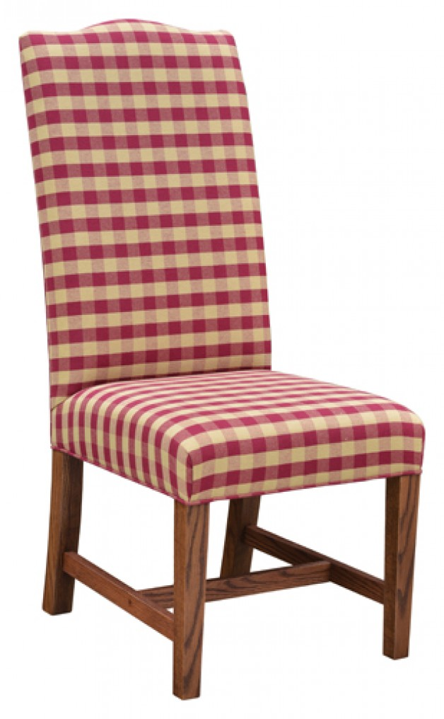 Lincoln High Back Crown Top Dining chair