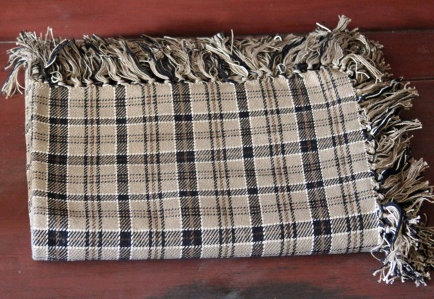 Bradford Tartan Plaid Throw