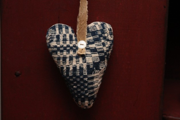Hanging Heart by Barbara Young