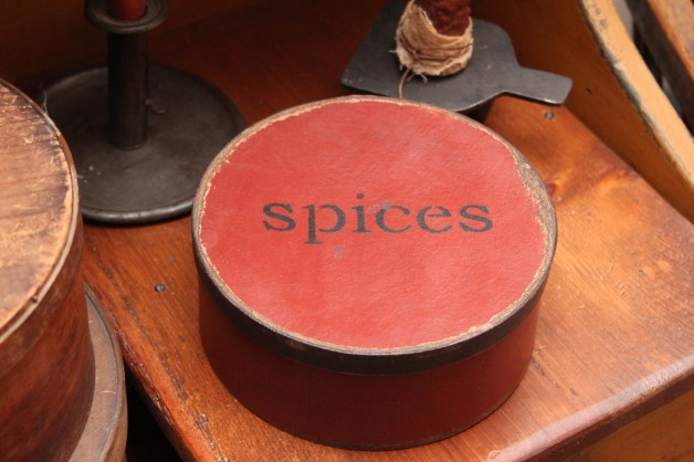Spices box