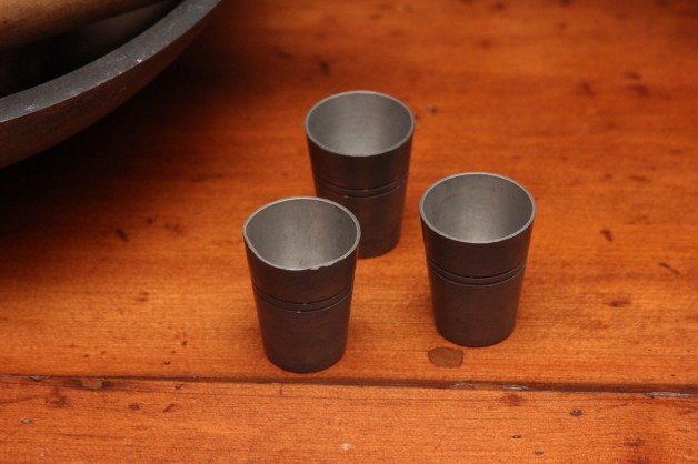 Pewter Jiggers