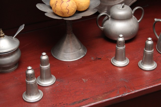 Pewter S&P set