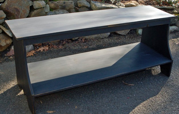 Cape Crock Bench
