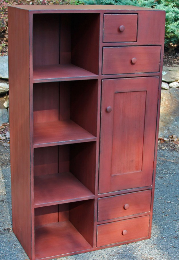 Tall Weatherly Cupboard