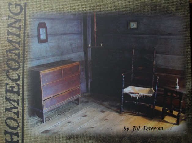 Homecoming Book by Jill Peterson