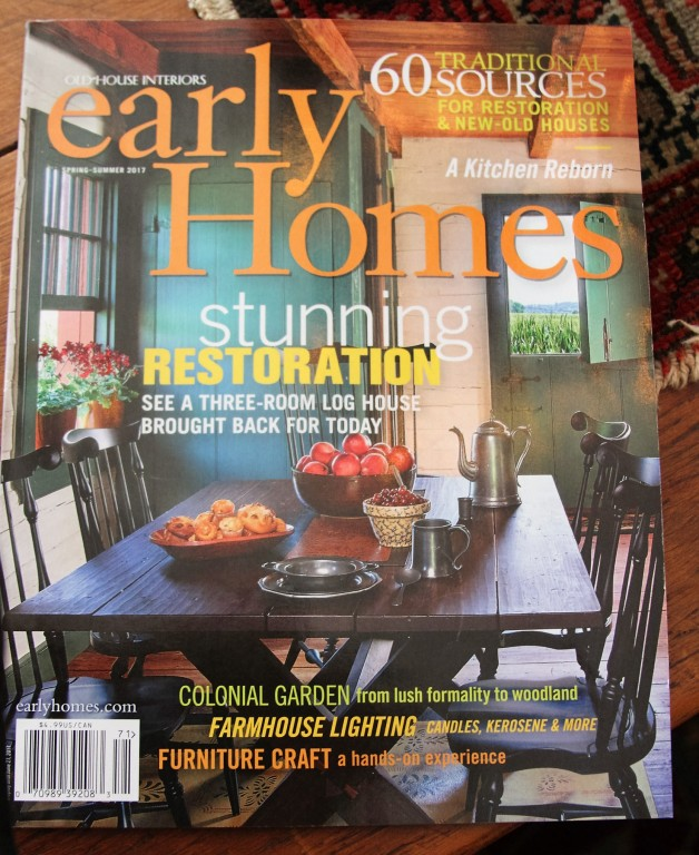 Early Homes Magazine Spring/Summer 2017