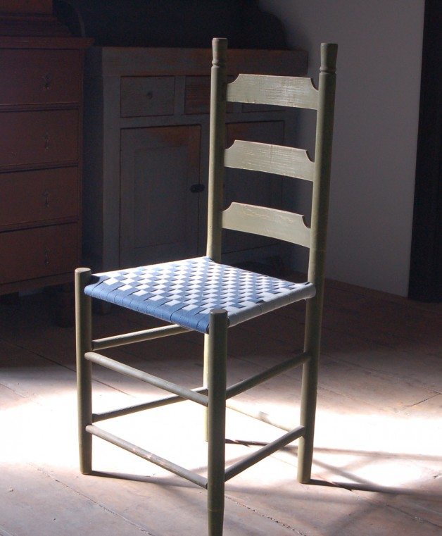 Ladder Back Chair