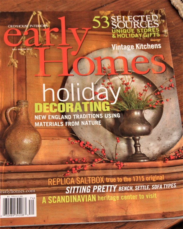 Early Home Magazine Winter 2017