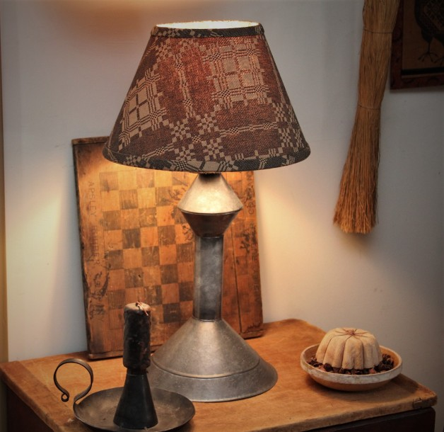 Harrington Lamp w/shade