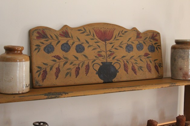 1865 Blanket Chest sign