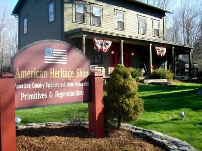 Shop in South Kent CT