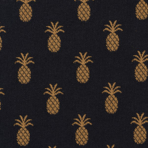 Pineapple 2001_Mustard_Black